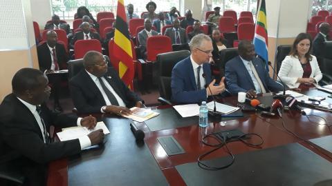 IMF APPLAUDS UGANDA`S GROWING ECONOMY | Ministry of Finance